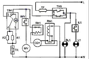электроснабжение мотора электрические схемы